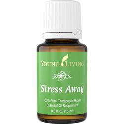 Stress Away oils blend