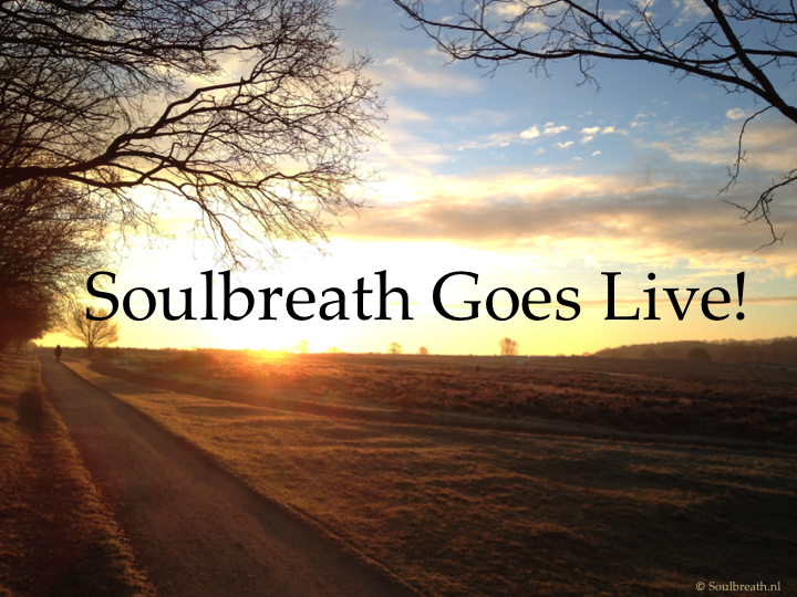 Soulbreath Goes Live